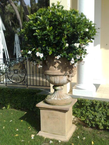 D coration et poterie pots de jardin - Decoration jardin exterieur poterie ...