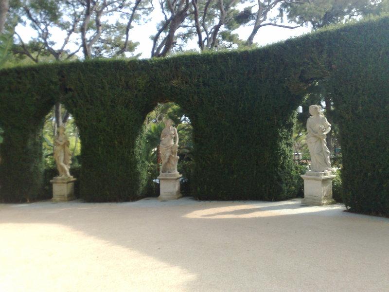 D coration et poterie d coration de jardin - Decoration jardin exterieur poterie ...